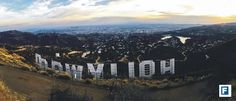 The Hollywood Sign in Hollywood, California is one of top photo shots of visitors. To find out the top best places to see Hollywood Sign. View now! Universal Studios, Santa Monica, Crossover, Beverly Hills, State Parks, San Diego, San Francisco, California With Kids, California Travel