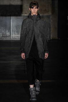 Boris Bidjan Saberi Spring 2016 Menswear - Collection - Gallery - Style.com