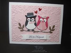 Lynda's Quiet Time: Owl Week- the Newlyweds