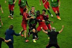 كلمه حره: بالفيديو.. البرتغال بطل أوروبا لأول مرة في تاريخه