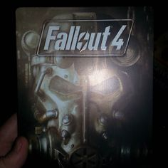 On instagram by bay1rob #retrogames #microhobbit (o) http://ift.tt/1YltgOx new steelbook case to add to the collection. #game #games #gaming #gamer #retro #retrogame  #nerd #nerdlife #videogame #fallout #fallout4 #rpg #ps4 #sony #playstation #playstation4 #steelbook #limitededition