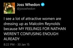 Joss is boss.