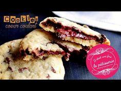 Cookies au chocolat coeur fondant : Il était une fois la pâtisserie