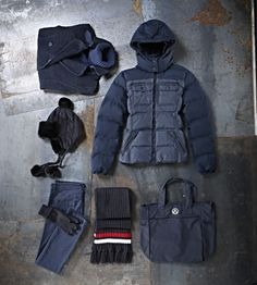 #NorthSails #Lookbook #collection #fall #winter #2013 #2014 #Cesare #Medri #jacket #sweater #hat #bubbles #pants #bag #gloves