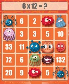 COOL Math Games Online For Kids In 3rd & 4th Grade!!