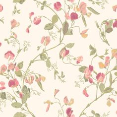 Cole & Son 100/6028 Archive Anthology - Sweet pea