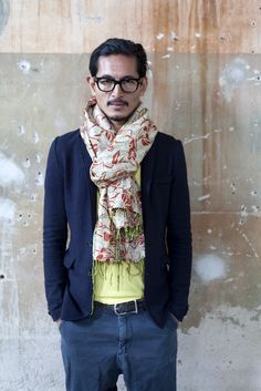 Coolred Mens Spell Color Simplicity Soft Cozy Solid Vintage Retro Scarves