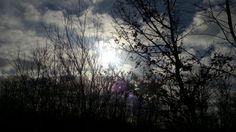 Sonnengassirunde und es zwitschern sogar ein paar Vögel dazu.  :-)