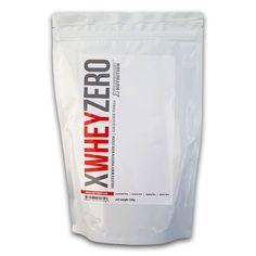 Proteine fara zahar, fara aspartam, fara lactoza si fara gluten, X Whey ZERO, 500gr