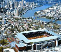 Suncorp Stadium (Lang Park) | Brisbane