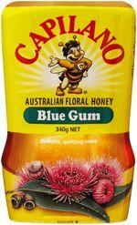 Capilano Blue Gum Honey Upside Down Pack 340g. - $12.95