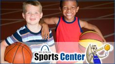 Only $70 for 1-week of day camp for kids including sports activities and lunch at St. Louis Sports Center!