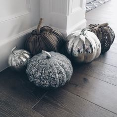 Halloween decor by