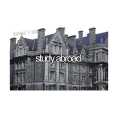 before i die | Tumblr, found on #polyvore. bucket list #pictures before i die perfect bucket list.... In a sense I've kind of done this... Taken college courses in Iraq and German, but through U.S schools, lol