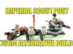 Lego Clones, Lego Videos, Cool Lego, Lego Duplo, Lego Building, Clone Wars, Lego Star Wars, Anime Naruto, Legos