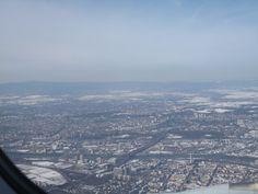 """Lufthansa"" Tokyo→Frankfurt (Marzo)"