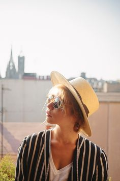 #Brixton 'Adriana' #Boater #Hat