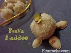 Rava Laddu/Sooji Laddoo (Sweet Semolina Balls) #ravarecipes #semolinarecipes #laddoorecipes #rawaladdoo #diwalirecipes #festivalrecipes #festivespecial #easyandsimplerecipe