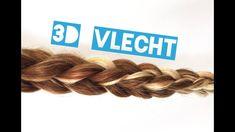 3D vlecht (vierkante vlecht) | Linda Harmsen