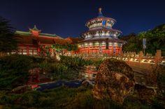 Epcot: Temple of Heaven #Disney #WaltDisneyWorld #Epcot #TempleOfHeaven