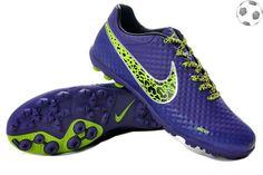 on sale dec64 28376 Chaussure de foot Nike Elastico Finale II profon de Mauve Vert FT1146  Nouvelles Chaussures, Chaussures