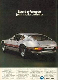 Propagandas antigas de automóveis