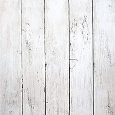 White Wood Wallpaper White Wood Contact Paper White Wood Effect White Peel and Stick Wallpaper White Wood Plank Vinyl Wrap Paper Vintage Faux Vinyl Self Adhesive Back Sticky Removable Roll 45x200cm