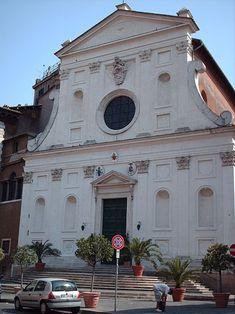 Church of Santo Spirito in Sassia in Rome.jpg