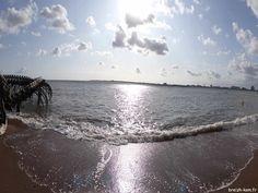 Photos, Ocean, Beach, Water, Outdoor, Kite, Brittany, Gripe Water, Outdoors