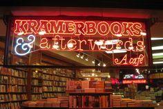 Kramerbooks & Cafe / DC
