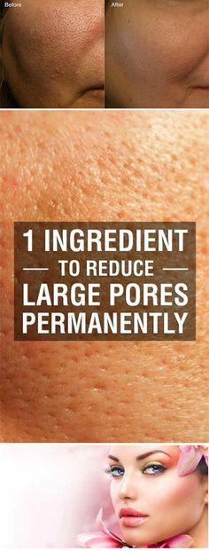 reduce-pore-size