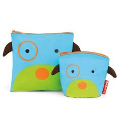 reusable sandwich bags, just lovely