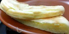 Receita de Pão de Queijo Fit de Tapioca feito na frigideira