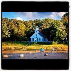 Old Mission Lighthouse #puremichigan