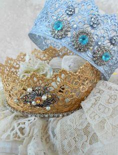 Lace Crowns [SOURCE]