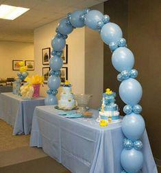 Deco idéale pour une baby shower