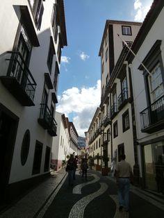 Funchal Madeira Portugal (Luglio)