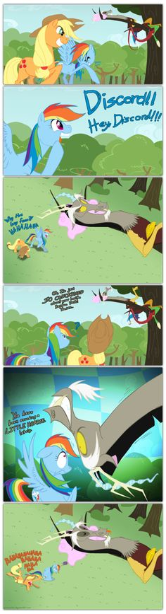 Punny Ponies by grievousfan on DeviantArt
