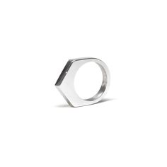 /// RING STAINLESS STEEL No. 1