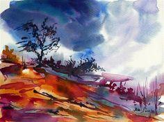 Last Breath or Blue Dragon by Mikko Tyllinen