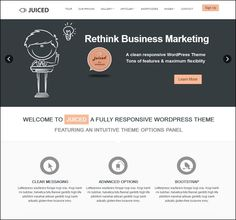 Best Responsive Business WordPress Themes – Want To Stand Out? Wordpress Template, Wordpress Theme, Business Marketing, Messages
