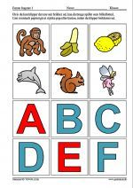 Vendespil - Store bogstaver
