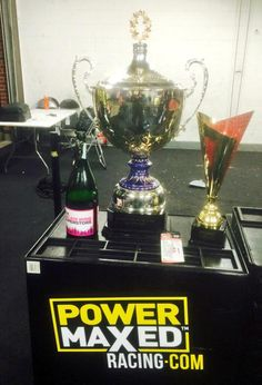 Great season for Power Maxed Racing...thanks guys from everyone at J-B Weld!