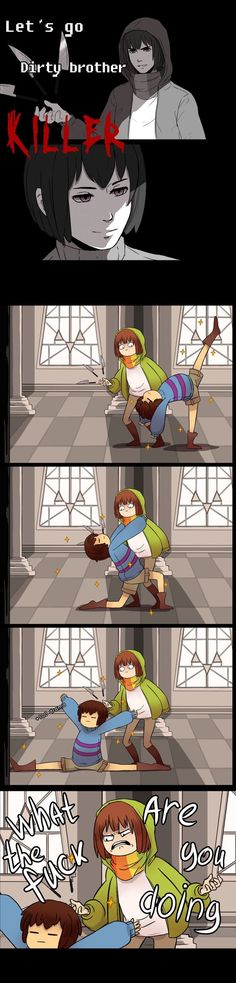 StoryShift (Last Corridor) by Tanuki-desu For those of you having difficulty understanding, Storyshift Mettaton takes the role Undertale Chara in this AU. Comics Undertale, Undertale Comic Funny, Undertale Memes, Undertale Ships, Undertale Cute, Undertale Fanart, Frisk, Chara, Fan Art