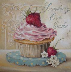 Nicola Rabbett - Strawberry Cupcake.jpg