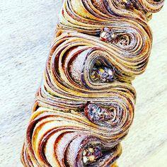 La Brioche Cappuccino selon le Chef Thomas Marie MOF Boulangerie à l'EHL. Un délice à partager ! #mof .