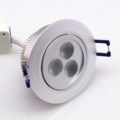 9W RGB LED Einbaustrahler Dimmbar, steuerbar House