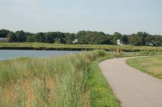 The Boston Harborwalk: Places To Go...: Dorchester: Pope John Paul II Park