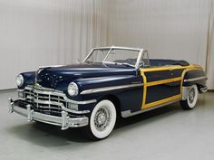 1949 Chrysler Town & Country Conv