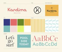 New Logo and Identity for Kandima by Snask Brand Guidelines Design 179f297f90d5e